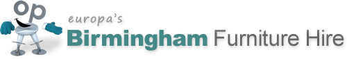 Birmingham Furniture Hire Logo